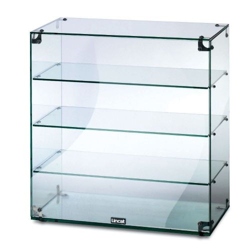 Lincat Seal Glass Display Cabinet with Open Back  GC46